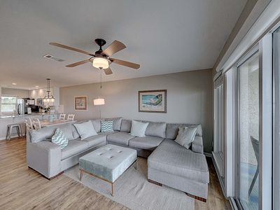 Photo for Remodeled Beachfront Condo - Now Taking Reservations*