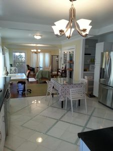 Photo for Central Home And Garden, A/C, Parking, WiFi