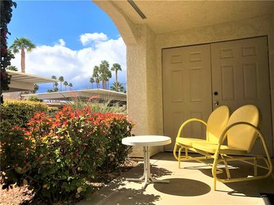 Photo for Mesquite Sun Suite: 1 BR / 1 BA condo in Palm Springs, Sleeps 2
