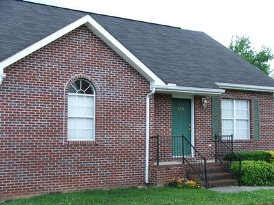 All Brick Front