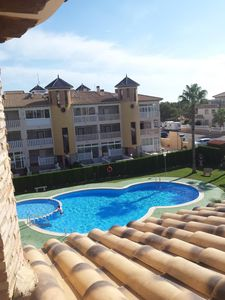 Photo for 2 week deal for Spacious 2 bedroom apartment at £600 during off peak seasons