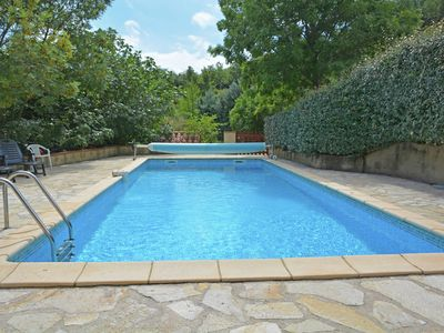 Photo for Farmhouse with private swimming pool between beach and mountains near Spain