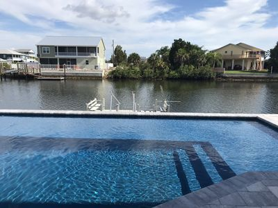 Photo for Waterfront Paradise with Direct Gulf Access