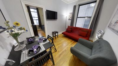 Photo for 2 Bdrm Next to Central Park, Walking Distance to Columbia University