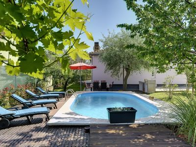 Photo for Holiday house Štinjan for 1 - 8 persons with 3 bedrooms - Villa