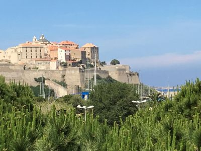 Photo for apartment in the heart of calvi
