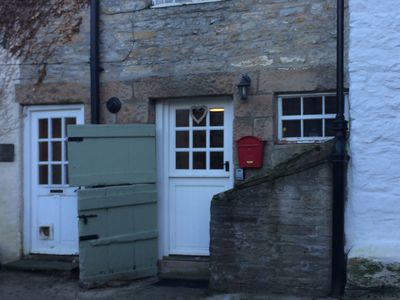 Photo for Cosy & quirky cottage in the centre of Alston