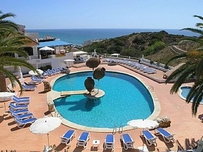 Photo for Salema Beach Club, Popular Small Holiday Complex, 6 People, 3 Bedrooms