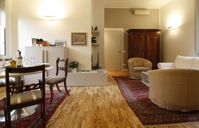 Photo for Casa Mimma, apartment in historic center in Pavia, 30 min from Milan