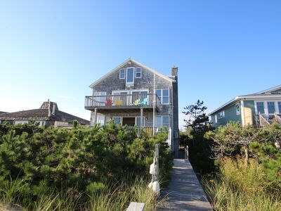 Photo for Oceanfront 3 Bedroom  Plus Loft in Newly Renovated Beach Home
