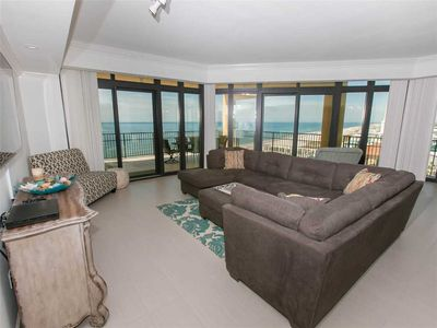 Photo for HOT DEALS! | Gulf Front | Amazing View | Lazy River | Liquid Lif