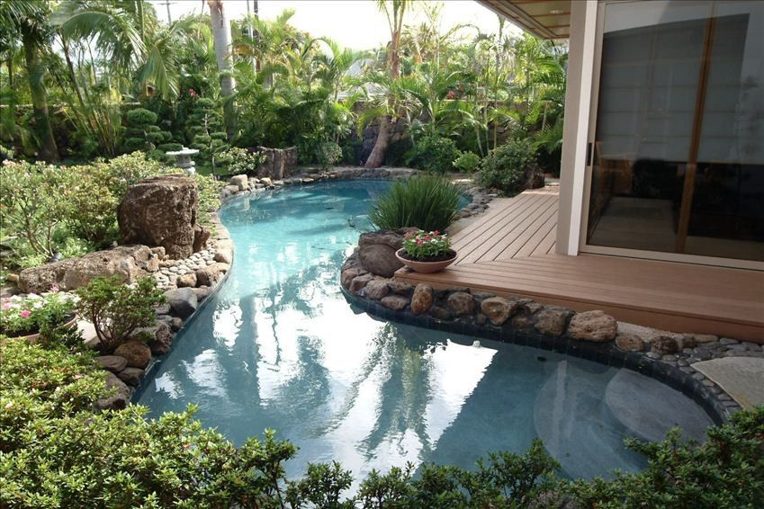 Award winning architect designed homeaway waialae - Summer house with swimming pool review ...