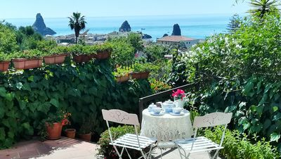 Photo for Holiday Home 'Il Ciclope' .... sun, sea, history, art, comfort and free WiFi