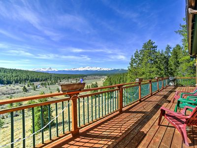 Photo for Spacious Leadville Home w/Unobstructed Mtn. Views!