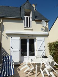 Photo for Morbihan: Sarzeau House St-Jacques 100 m from the beach and harbor