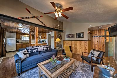 The property is perfectly suited for 4 guests eager to explore the area.