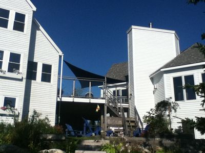 Photo for Two Story Guesthouse Located On The Shores Of Beautiful St. Margaret's Bay.