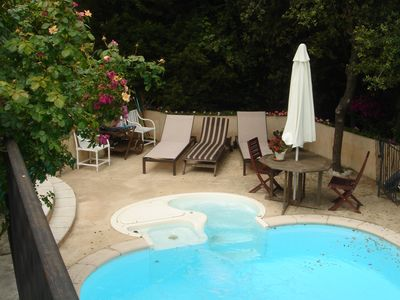 Photo for Maison Asphodelus  - Super 3 Bedroom Property with Private Pool, great price