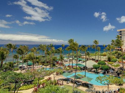 Photo for Marriott Maui Ocean Club- OCEAN FRONT RESORT $4200/week  ONLY July 13-20, 2019