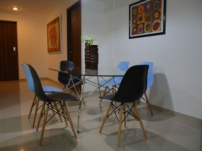 Photo for Central flat for 4 just 1 block away from Reforma Avenue