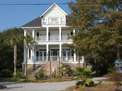 Photo for Peaceful Beach Retreat-in Beautiful N. Litchfield Beach
