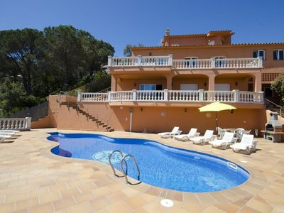 Photo for Club Villamar - A fantastic modern Spanish villa with a beautiful private pool and Spanish interior.