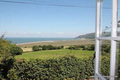 View from Dunns Cottage window
