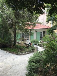 Photo for Very nice little house with garden close to Croisette and beaches