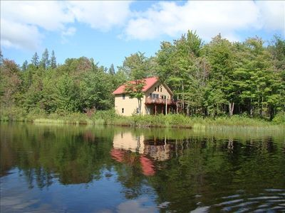 Photo for Year Round Vacation Lake Cabin Rental