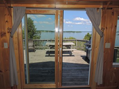 Photo for Charming 3 bedroom water view cottage #5