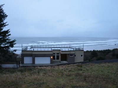 Photo for Cannon Beach Arch cape Luxury Vacation Home with Stunning Ocean View