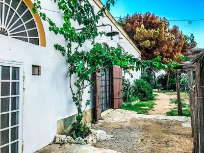 Photo for Masseria of 1500 with Swimming pool and Wi-Fi between the beaches of Gallipoli Torre Suda