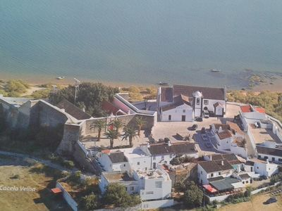 Photo for Traditional Portuguese house in picturesque village by the sea.