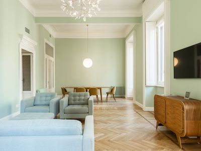 Photo for Brand new, luxury large flat in amazing location