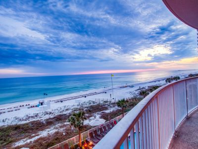 Photo for PARKING FEE INCLUDED - Beachfront 2BD  Ocean Villa!  Gorgeous Amenities