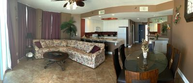 Photo for Remaining April dates 30% off-email for quote -3BR/3baths- 3rd flr NICE