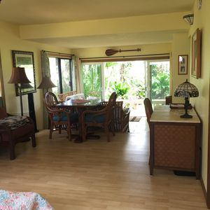 Photo for Spacious & Comfortable w/Full Kitchen, W/D and Minutes to Beaches