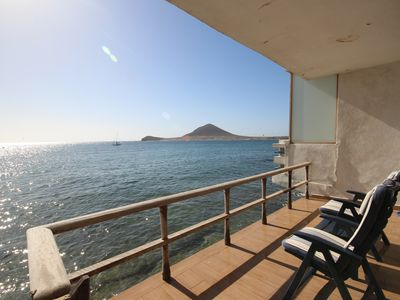 Photo for 3BR Apartment Vacation Rental in El Médano, CN