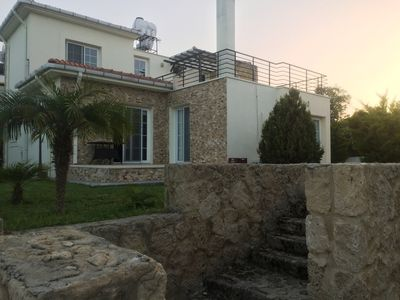 Photo for Kyrenia Villa: Central and Quiet