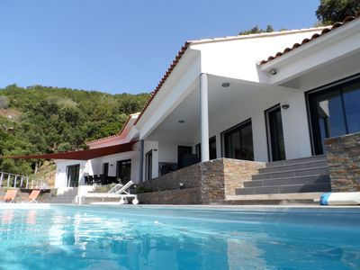 Photo for VILLA standing 4 * Sea View - heated pool