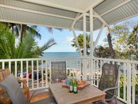 Excellent location right on the beach with great ocean views. Matthew and his team have done a great