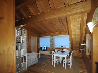 Photo for Attic Adele view Zoncolan