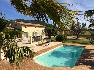 Photo for Superb villa 15 minutes from the sea