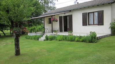 Photo for Detached house with lawn and quiet undergrowth 5800 m2 not overlooked