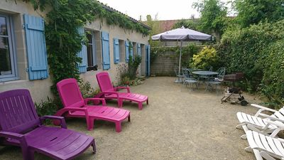 Photo for FROMENTINE. House Gabelou 4 stars. Clévacances 3 keys. Comfort top in peace