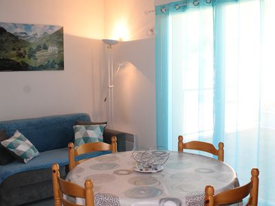 Photo for T2 Duplex any comfort located 50m from the Gondola with Separate Bedroom