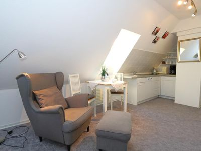 Photo for A cozy attic apartment for 2 persons