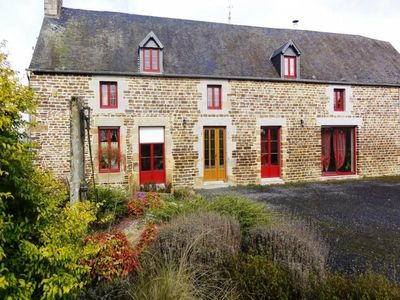 Photo for Gite Moulines, 4 bedrooms, 8 persons