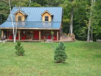 Secluded, cozy and perfect place for any family get together
