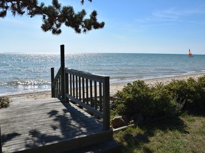 Photo for Enjoy our Sandy Beach on Lake Huron with All the Amenities of Home!